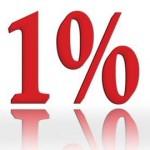 1% TAK NIEWIELE A MOŻE URATOWAĆ KOMUŚ ŻYCIE